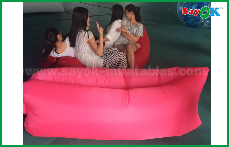 Lazy Air Self Inflatable Outdoor Sofa Bed Inflatable Couches