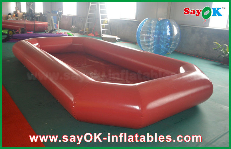 5 X Outdoor Pvc Small Inflatable Water Swimming Pool For Kids