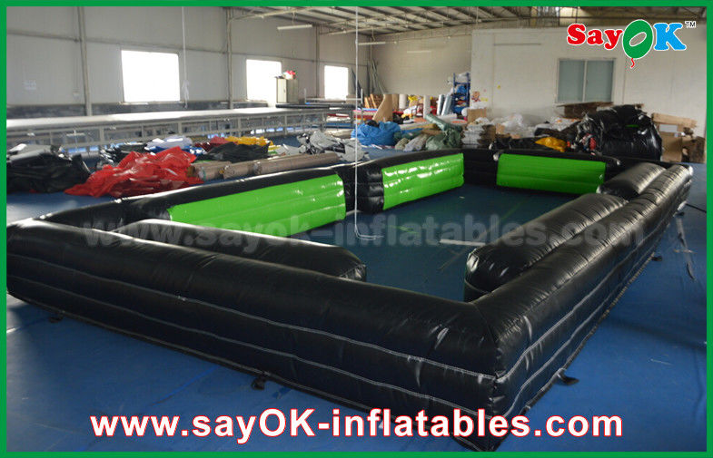China Commercial Grade Inflatables Inflatable Sports Snookball Tables For S Supplier