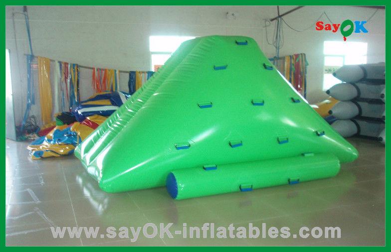L 39 eau gonflable d 39 iceberg joue les jouets gonflables faits - Jouet gonflable piscine ...