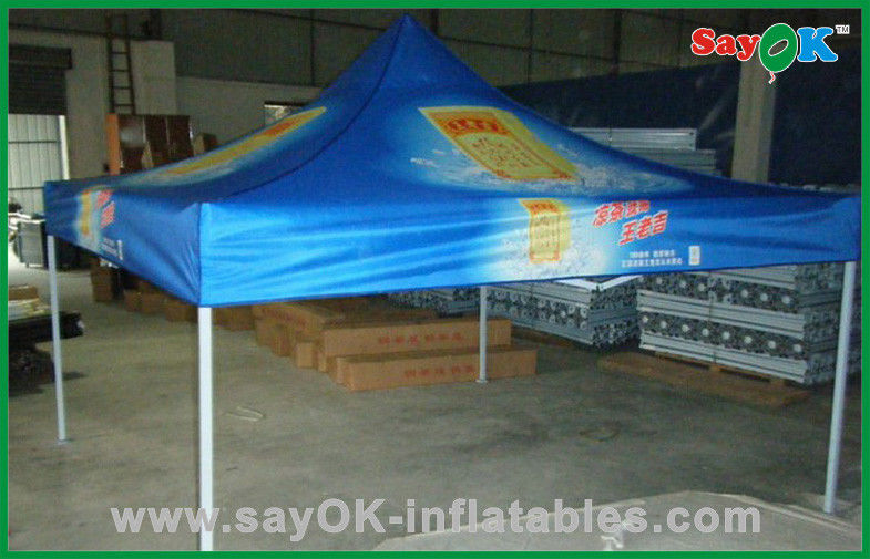 China Portable Aluminum Canopy 4x4 Folding Tent Waterproof Commercial Tent supplier & Portable Aluminum Canopy 4x4 Folding Tent Waterproof Commercial Tent
