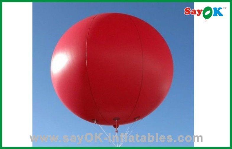 Advertising Balloon Helium 77