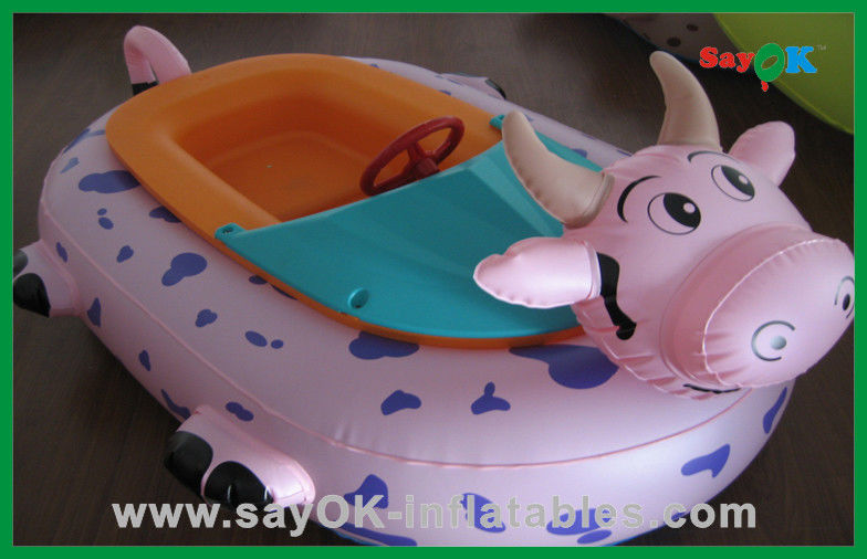 Big Funny Inflatable Water Toys Kids Inflatable Boat For Amusement Park