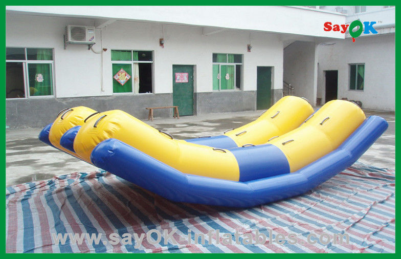 Toys For The Summer : Custom inflatable water toys boat for summer fun