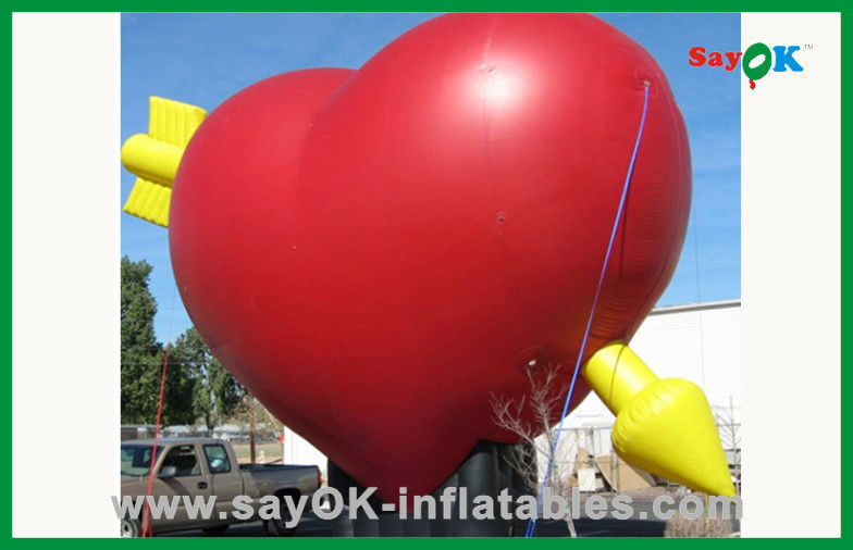 Merveilleux China Huge Inflatable Heart Custom Inflatable Products For Holiday  Decorations Supplier