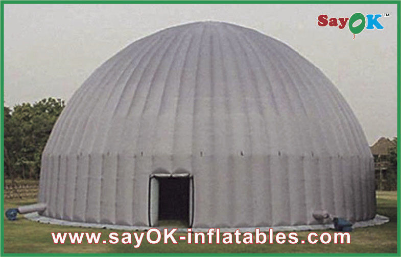 wedding party inflatable dome tent large blow up tent pvc tarpaulin