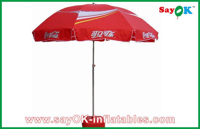 Nice China Aluminum Sun Umbrella With Stand Outdoor Patio Umbrellas For  Advertising Supplier