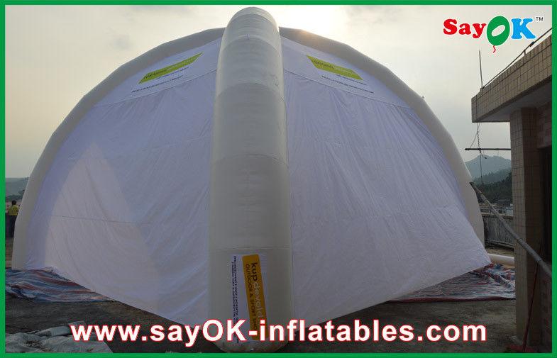 Tente gonflable de d me de promotion tente de camping bulle de b timent - Tente bulle transparente achat ...