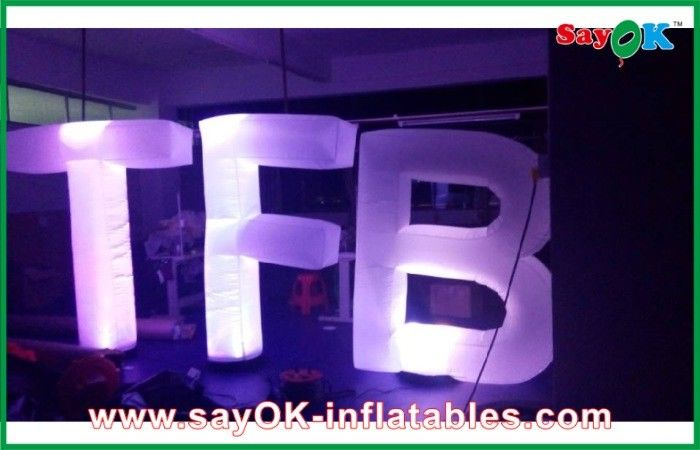 Large Inflatable Letters