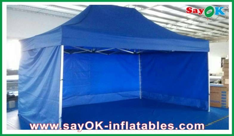 sc 1 st  Quality Inflatable Air Tent u0026 Inflatable Planetarium Manufacturer & Oxford Cloth Folding Tent Marquee Gazebo Canopy  Steel Frame Tent