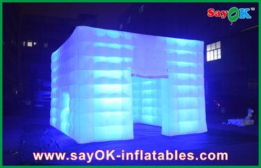 Durable Waterproof Inflatable Air Tent Go Outdoors With Led Light