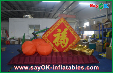3m Middle Custom Inflatable Products Festival Promotional Inflatables