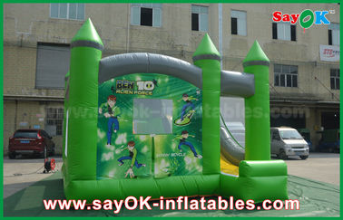 China Mini Indoor Outdoor Inflatable Bounce Party Bouncer Bounce House Commercial factory