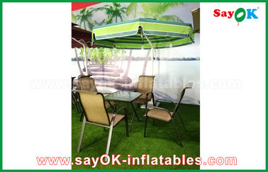 Beach Outdoor Garden Sun Cantilever Patio Umbrella 190T Nylon Material