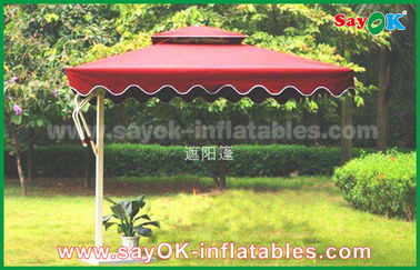 Custom Print 300cm Banana Hanging Sun Beach Umbrella for Outdoor Garden