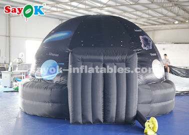 4 Meter Inflatable Mobile Planetarium For Children 'S Education / Blow Up Tent