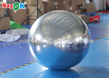 China Customized PVC  Inflatable Balloon For Mall Decoration Round Shape factory