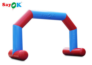 7.8*3*4.9m Outdoor Advertisement Inflatable Arch For Carnival  / Festival