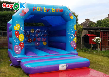 Mobile Crazy Game Outdoor Inflatable Bounce Easy To Set Up CE / UL Standard