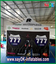 China 3 Side Walls Gazebo Replacement Canopy For Promotion 210D Oxford Cloth factory
