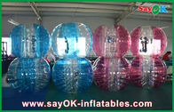 Inflatable Toys Bumper Ball Soccer Bubble , Inflatable Human Hamster Ball