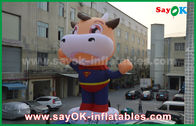 210 D Oxford Cloth Big Inflatable Costume For Advertising 2 - 8m Height