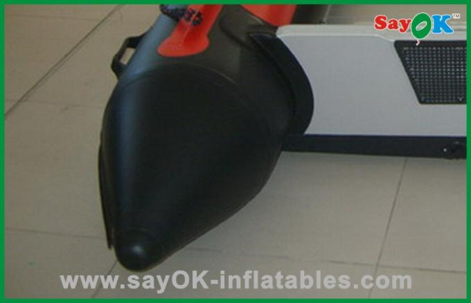 Customized Adults PVC Inflatable Boats , Lightweight Inflatable Boat