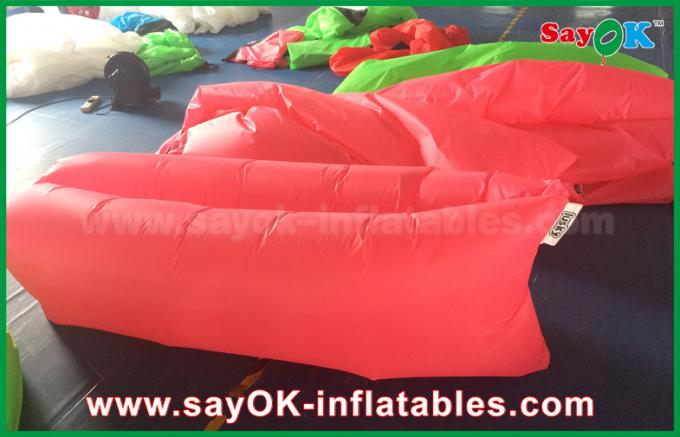 Pop Up Sofa Air Filled Hammock Fabric Airbed Custom Inflatable Products  200x90cm - Up Sofa Air Filled Hammock Fabric Airbed Custom Inflatable