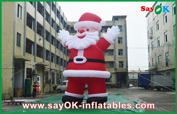Outdoor giant inflatable holiday decorations inflatables