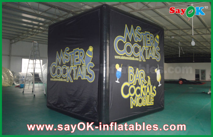 Cabin Inflatable Air Tent With Inflatable Bottom Tent