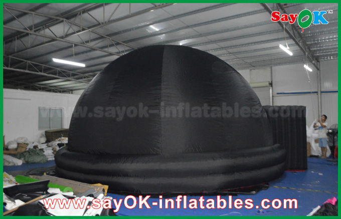 Customized Size Mini Mobile Planetarium Projection Inflatable Dome