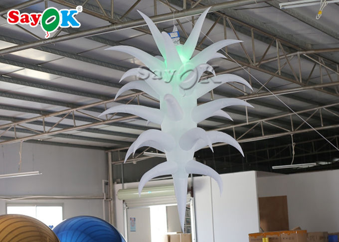 2.5M  Inflatable Lighting Decoration LED Light Star For Event Party 1